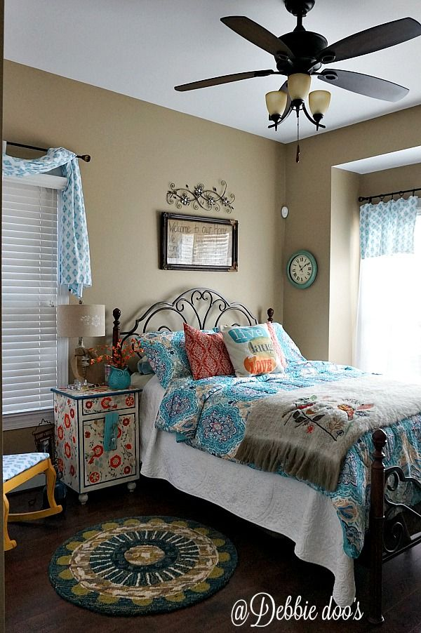 The Boho in me Bohemian style bedrooms, Bedroom fun and Boho