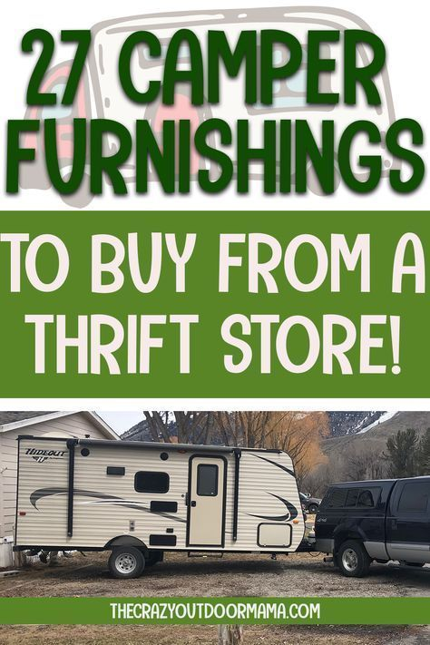 If you just bought your first camper or RV, you might be diving into all those