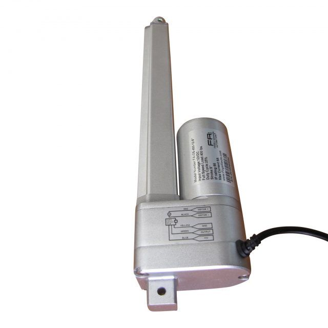 Os Series 12v Linear Actuator Is Powerful And Reliable Actuator Linear Actuator Actuator Ebay