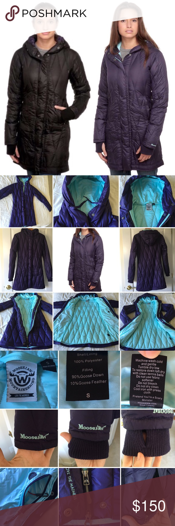 Purple down long puffer jacket moosejaw puffer jackets