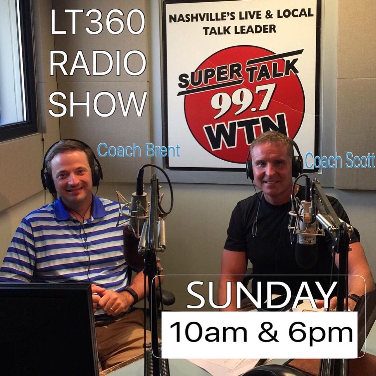 Tune In! 99.7 WTN is also on iHeartRadio sunday