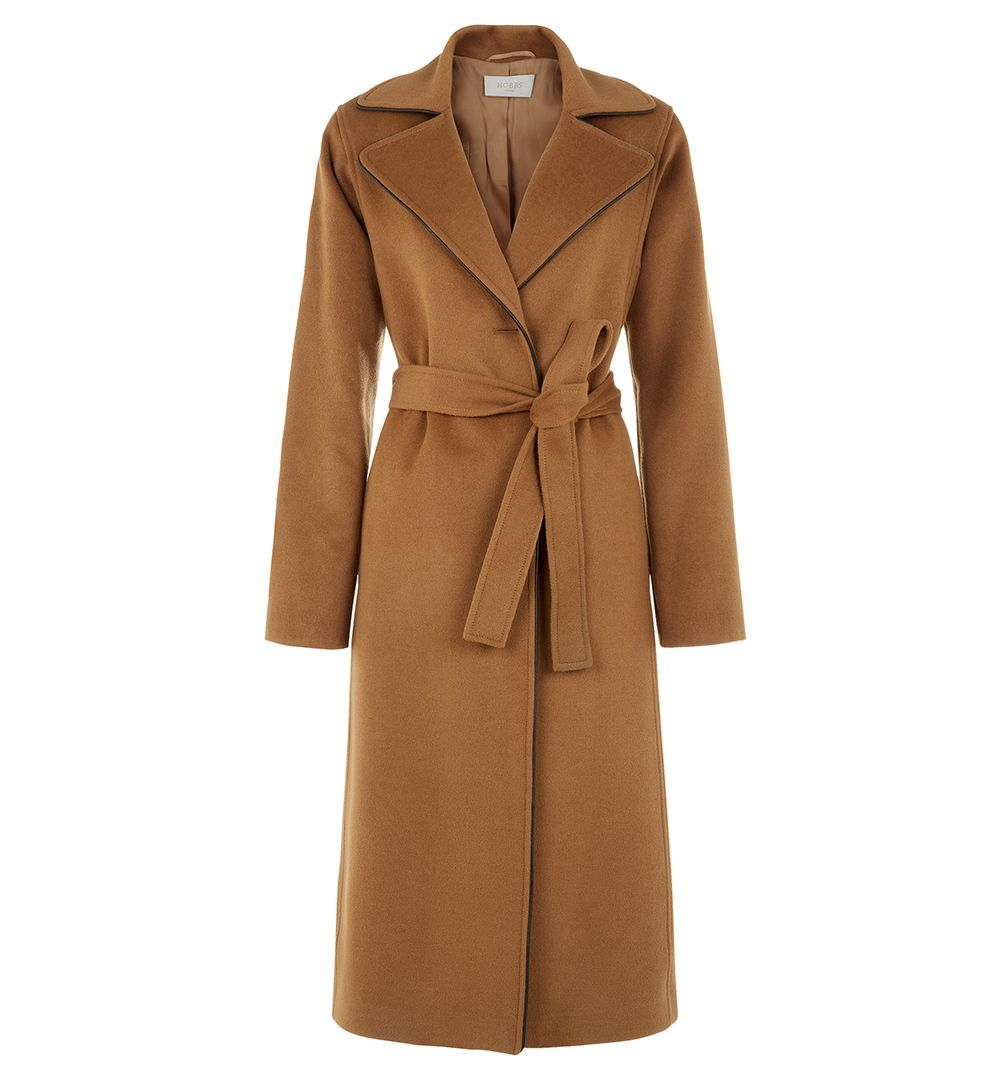 The ultimate in A/W extravagance  - a belted trench will highlight your hourglass curves and keep you stylishly warm!  Definitely worth splashing out on as this coat will never date!