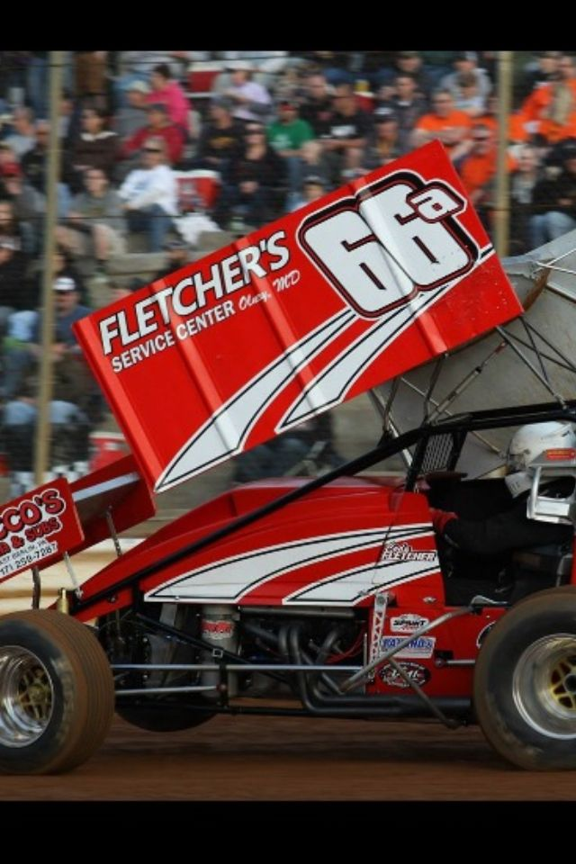 Cody Fletcher Lincoln Speedway Pinterest Sprint Cars Sprint