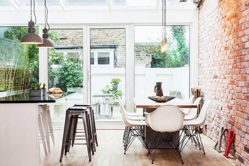 Updates für den modernen Landhaus-Stil - moderne landhaus wohnzimmer