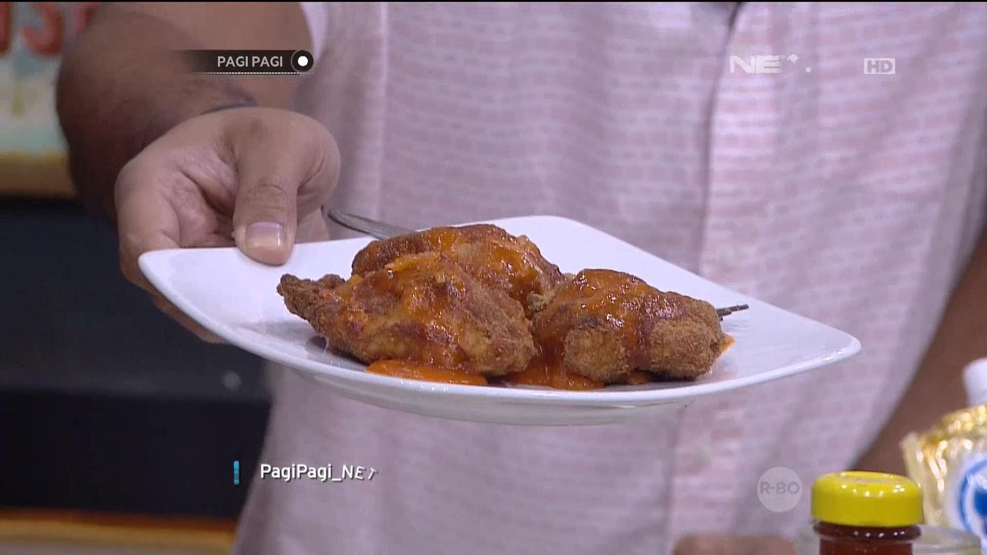 Masak Chicken Katsu Mini Saus Asam Manis