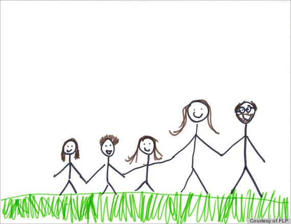 Children S Drawings As Assessment Of Family Functioning Family Drawing Childrens Drawings Counselling Activities