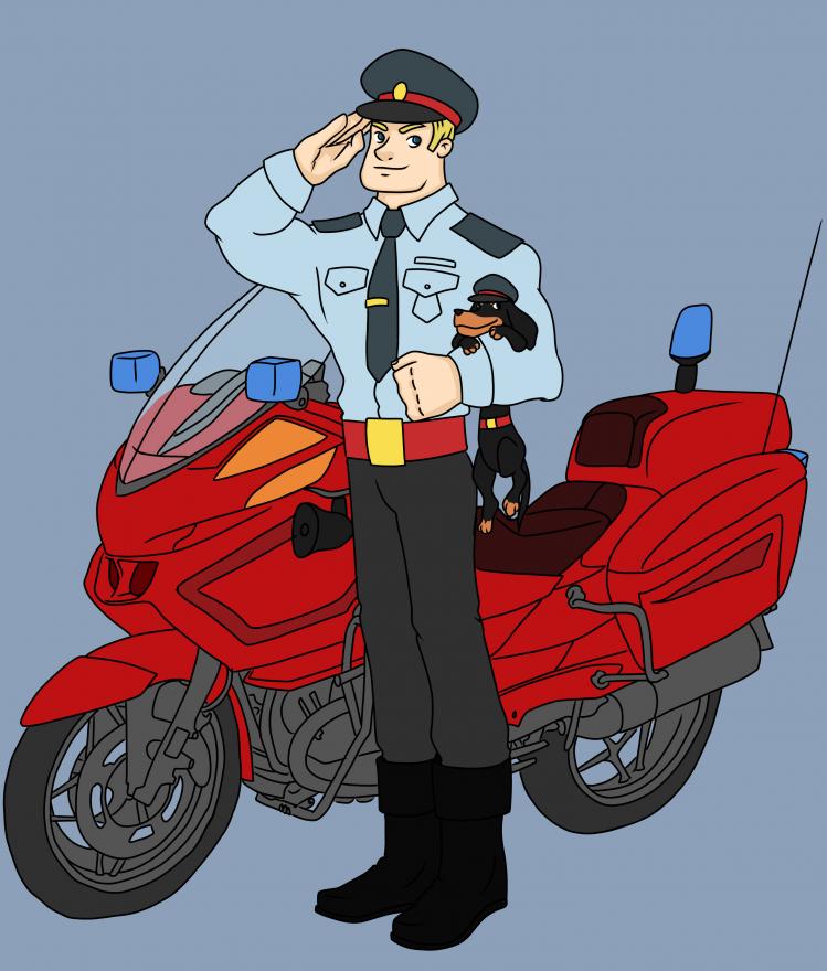 Смешные картинки детская милиция, нарисовать новогоднюю открытку