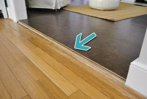 How To Add Floor Trim Transitions And Reducers Young House Love Floor Trim Transition Flooring Inexpensive Flooring