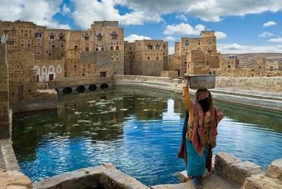Bandar Aden Restaurant Traditional Authentic Yemeni Cuisine Doha Qatar Yemen Travel Around The World Places To Visit