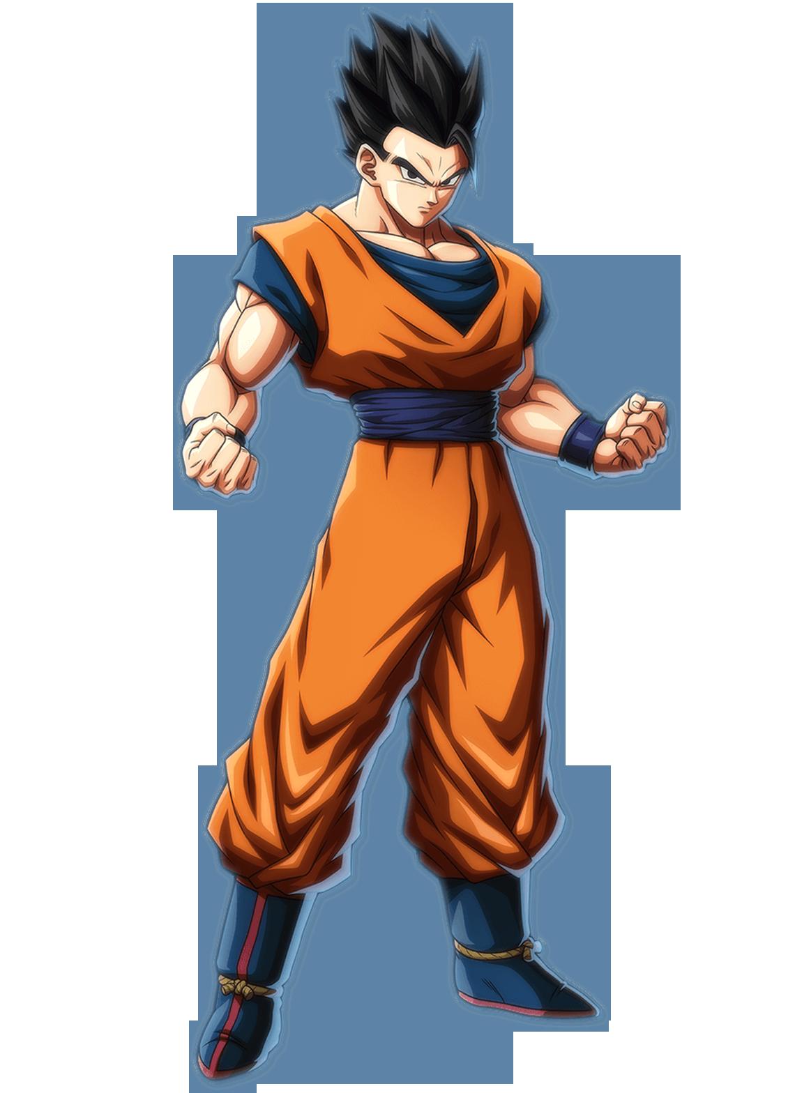 Gohan Ultimate Mistico Personajes De Goku Personajes De Dragon Ball Fotos De Meliodas