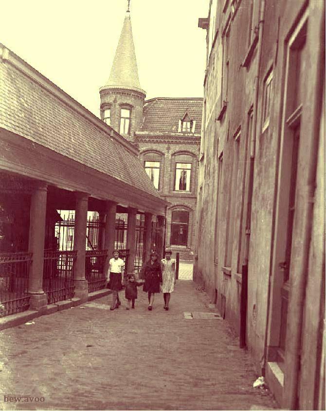 Vismarkt 1934.BREDA
