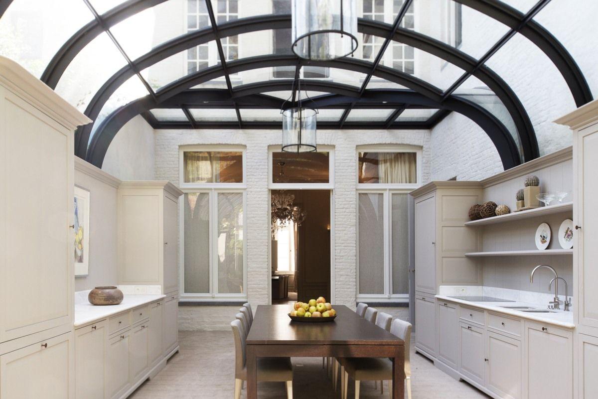 Historic belgian home renovation by glenn reynaert photo