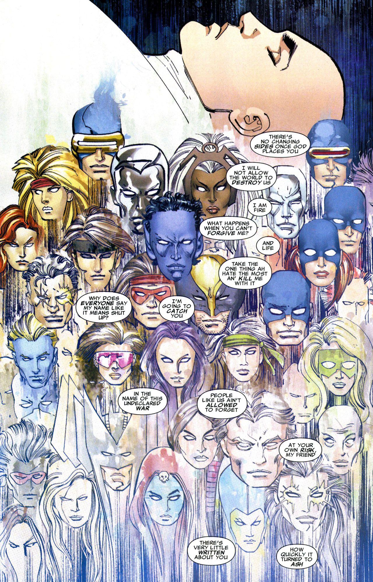 X Men Legacy Vol 1 208 Art By John Romita Jr Klaus Janson John Romita Jr Romita Marvel Comics