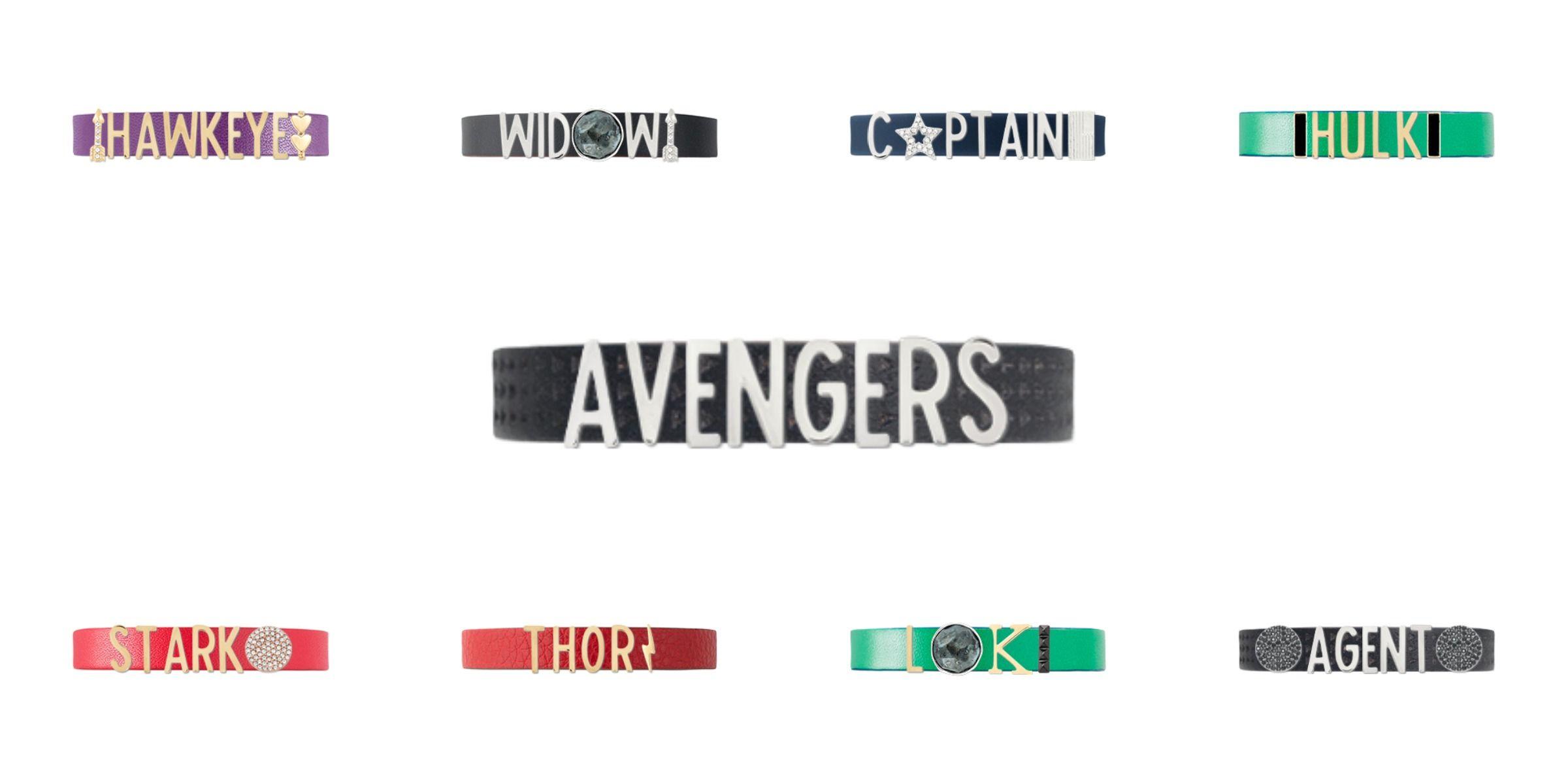 Avengers inpsired jewelry #Marvel #avengers #jewelry #Hulk #CaptainAmerica #Black Widow #Hawkeye #Thor #Loki #IronMan #KeepCollective