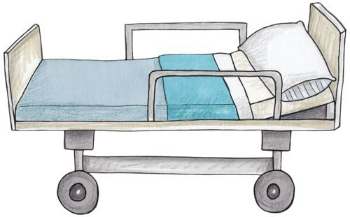 Khadfield Doctordoctor Hospitalbed Png Get Well Soon Etc Medical Clip Art Clip Art Community Helpers Crafts
