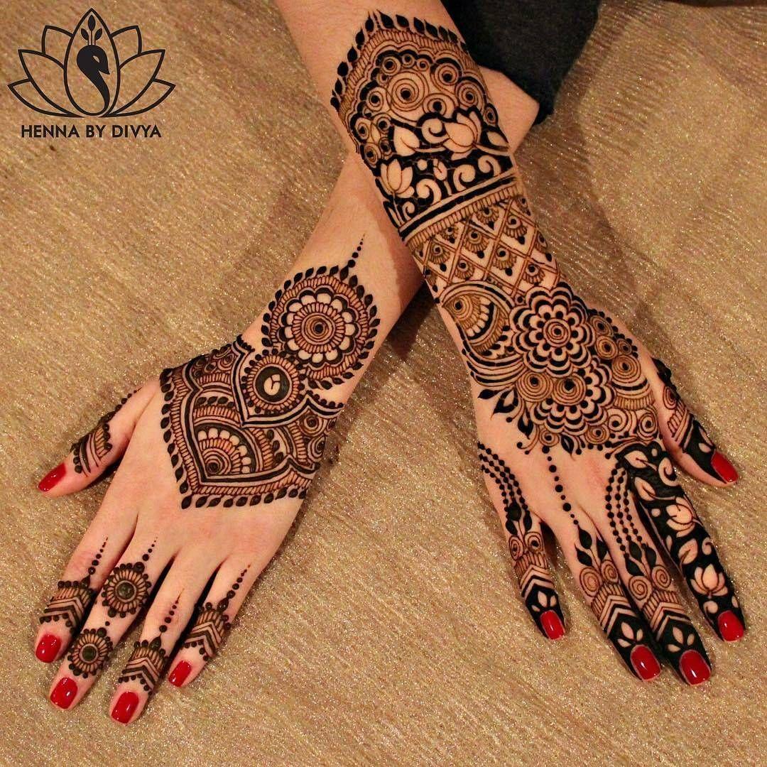 Top Henna Designs: Best Eid Mehndi Designs 2020-21 Special & Latest