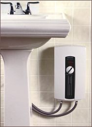 Point Of Use Tankless Water Heaters Offer A Simple Way To