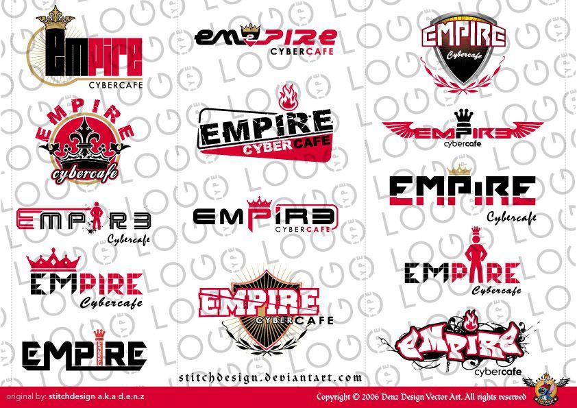 empire logo by on DeviantArt