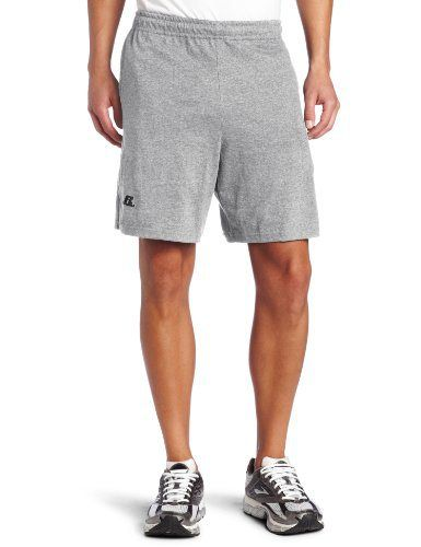 Russell Athletic Men's Cotton Performance Baseline Short, Oxford, 3X-Large - http://www.exercisejoy.com/russell-athletic-mens-cotton-performance-baseline-short-oxford-3x-large/athletic-clothing/