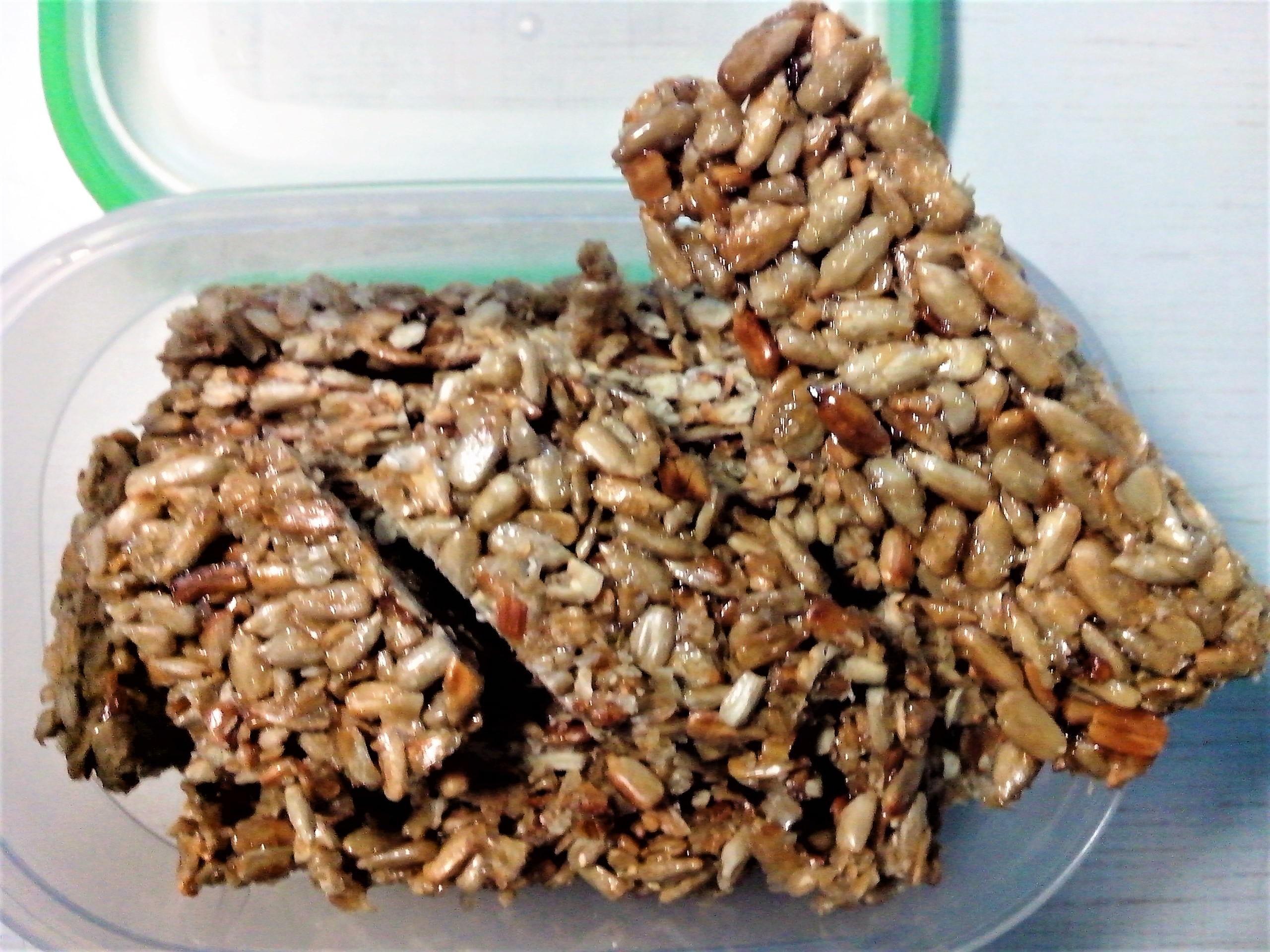 Козинаки из семечек рецепт с фото