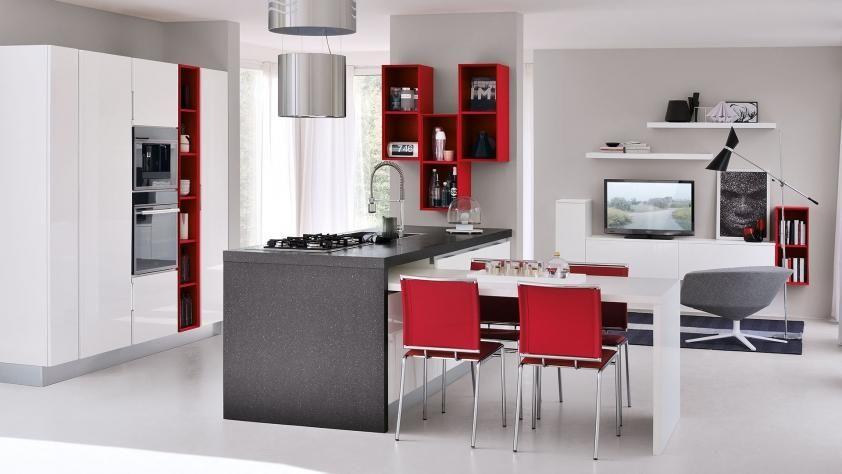 Essenza Cucine Moderne Cucine Lube Cucine moderne