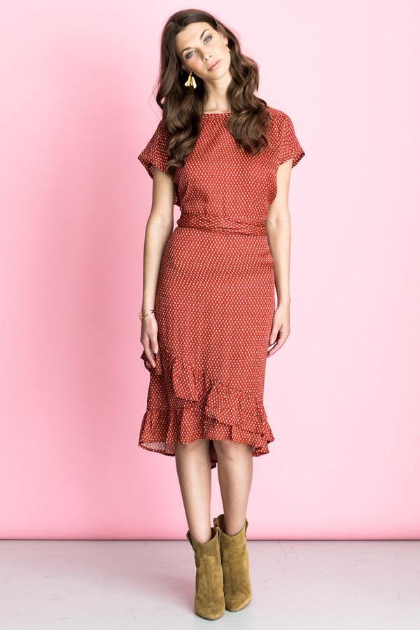 kjole mode 2015