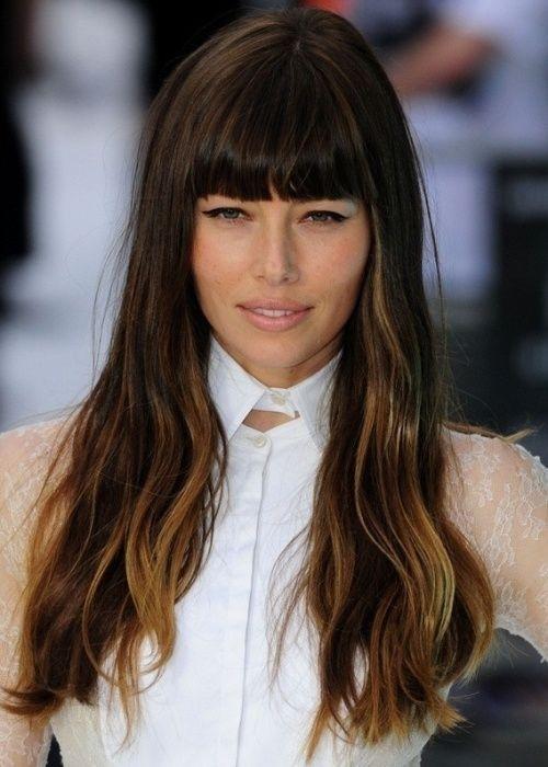 Top 100 Long Hairstyles 2014 For Women Herinterest Com Long Hair With Bangs Hair Styles 2014 Long Hair Styles
