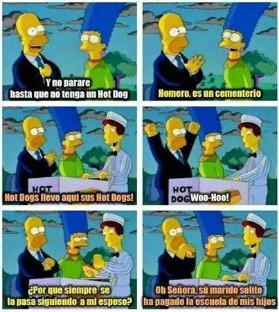 Los Simpsons Tumblr Simpsons Funny Funny Memes Funny Meme Pictures
