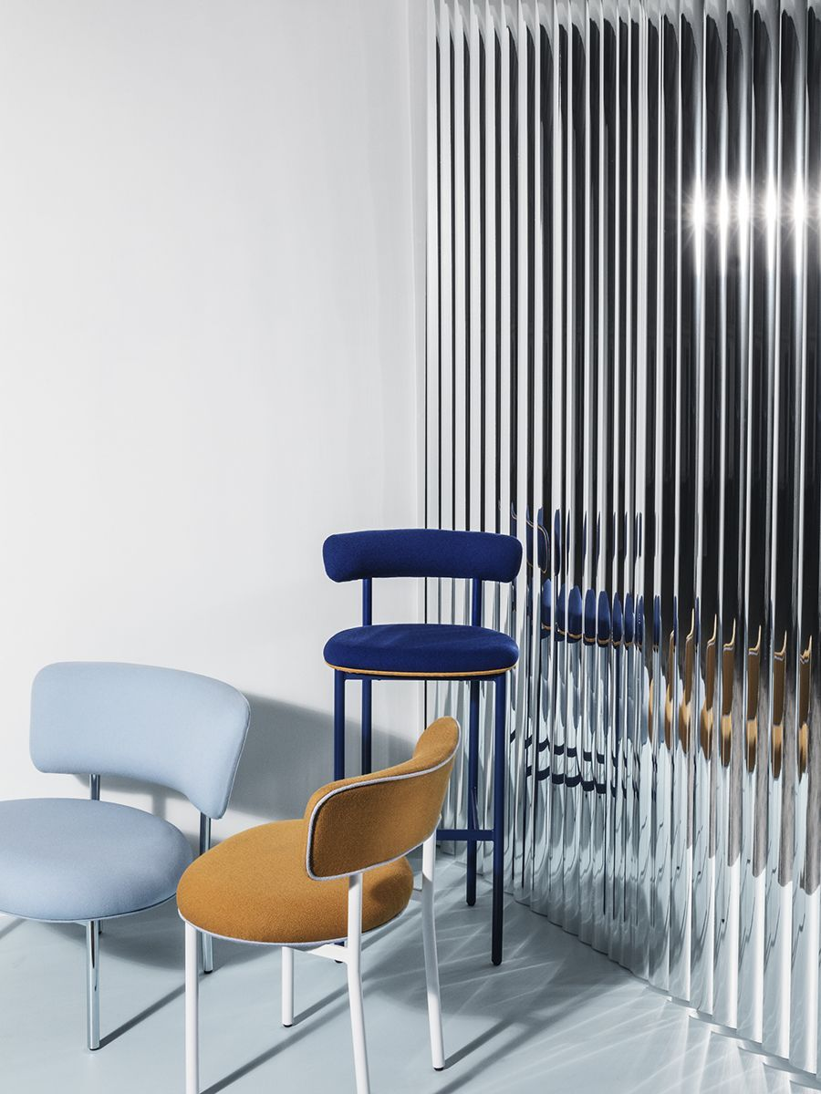 A new danish furniture collection inspired by typographic for Danish design furniture replica uk