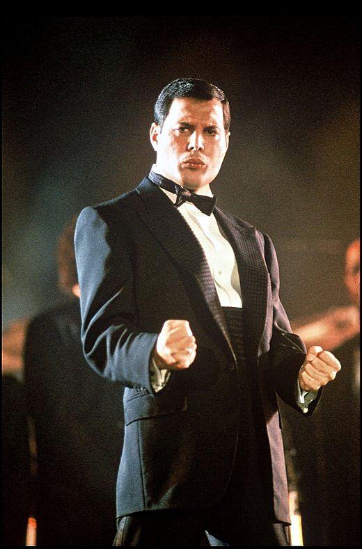 Freddie – Barcelona 1988 #freddiemercury