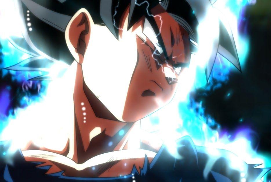 Goku Ultra Instinct Wallpaper 1366x768