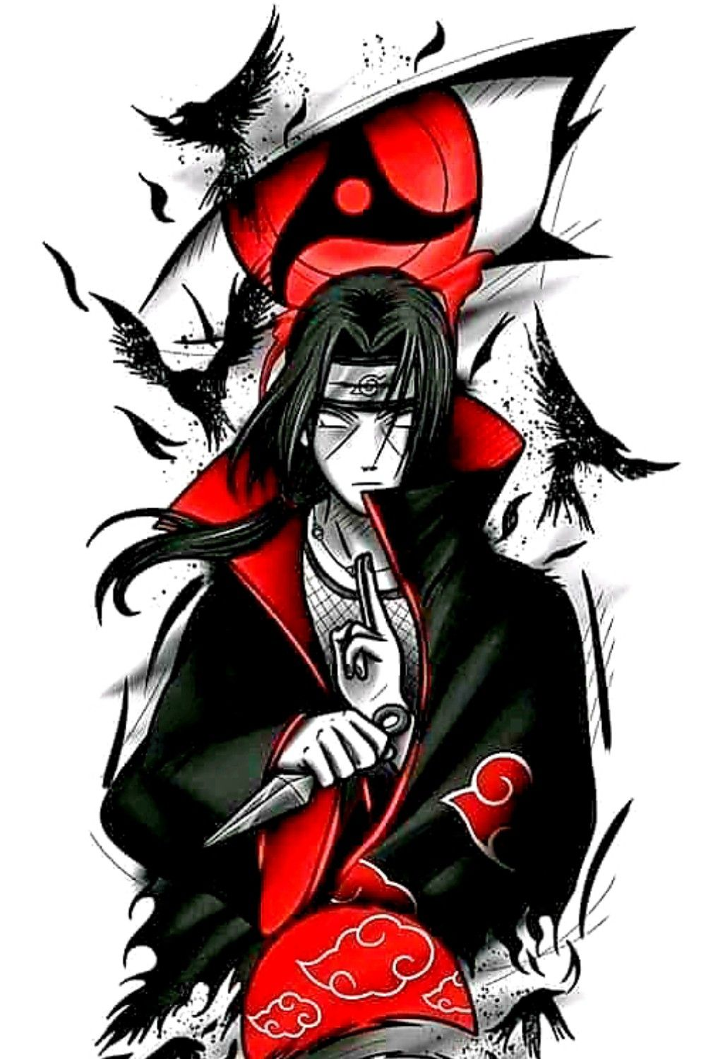 Photo of Itachi Uchiha
