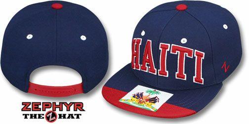 Zephyr International Soccer Mens Superstar Snapback Hat