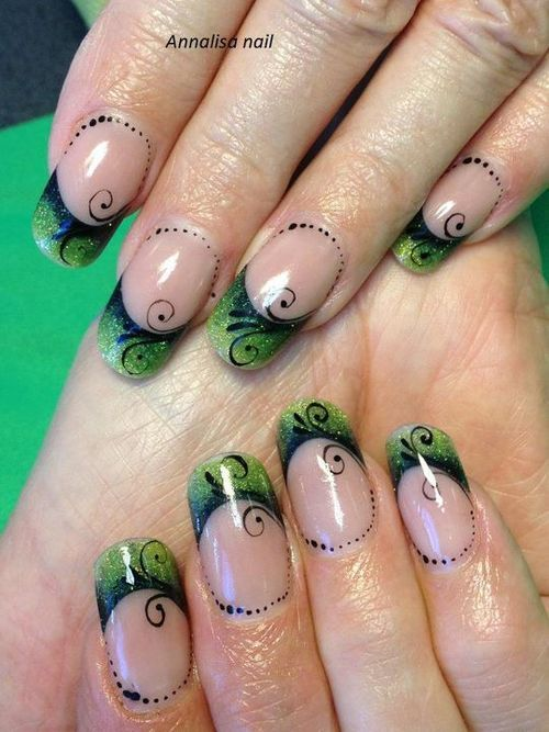 These are Beautiful, they are what I imagine a Fairy\'s nails would ...