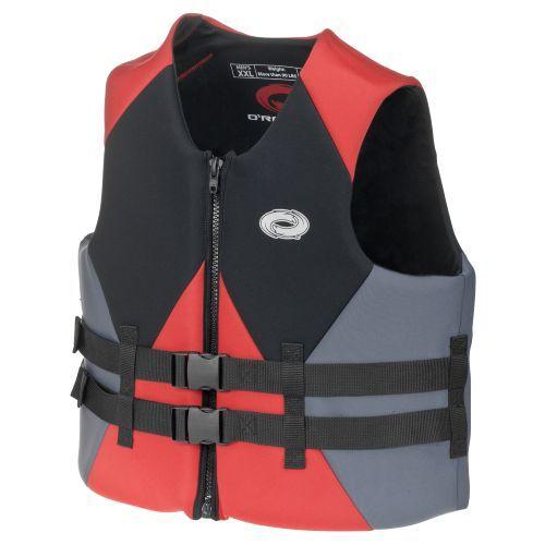 O Rageous Men S Neoprene Life Vest Life Vest Personal Flotation Device Life Vests