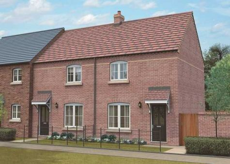 The Gramercy The Village Ii Beal Homes 2 Bedroom Home Kingswood Park Hull