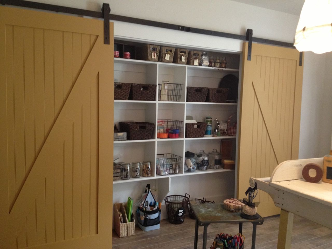 Garage Storage Cabinets With Doors Plans With Regard To Your Home