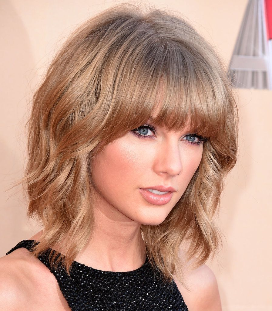 Taylor Swift Is Making The Mob Mullet Lob Happen Taylor Swift