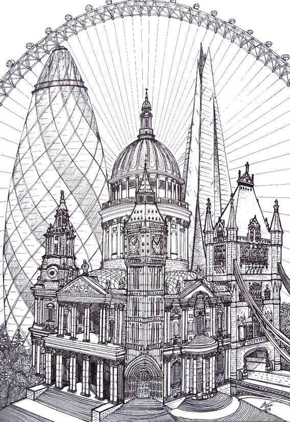 iColor quot Architecture quot London