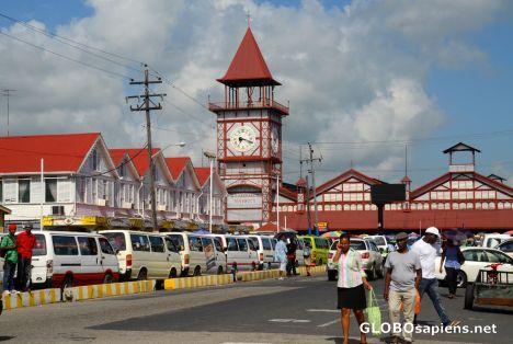 New Amsterdam: Guyana's oldest town celebrates 127 years ...  Guyana New Amsterdam City Hall