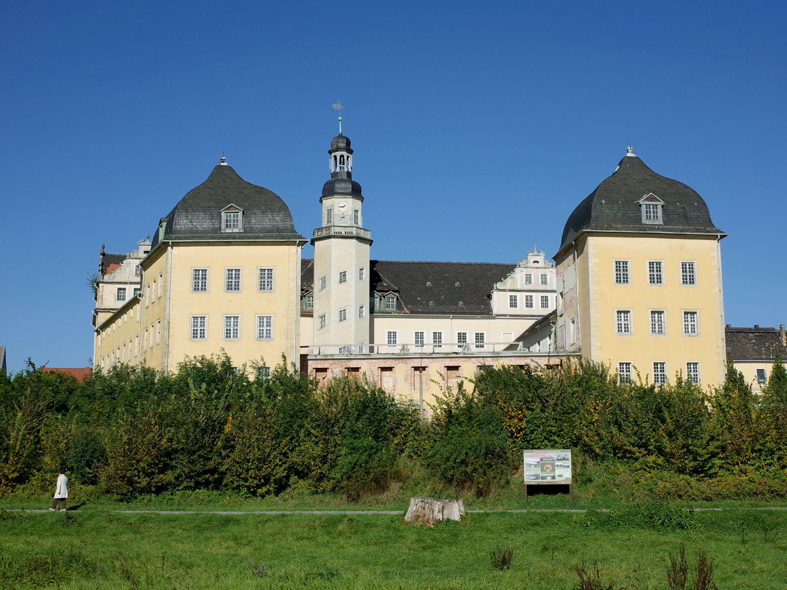 Schloss Coswig Sachsen Anhalt Schloss Anwesen Burg