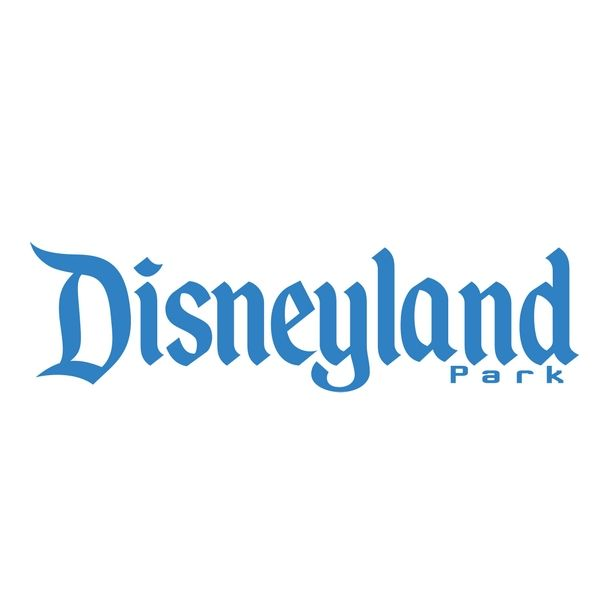 Disneyland Park Font Disneyland Park Disneyland Disney Scrapbook