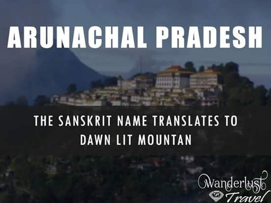Arunachal Pradesh  is one of the twenty-nine states of the Republic of India. Located in northeast India, it holds the most north-eastern position among the states in the north-east region of India. https://www.facebook.com/FortuneShikshaNoida