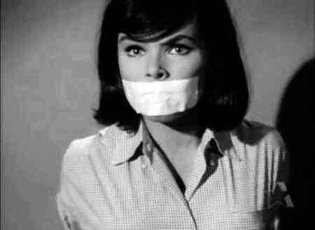 Yvonne Craig Gagged | Yvonne-Craig-Batgirl-Bondage-Photograph