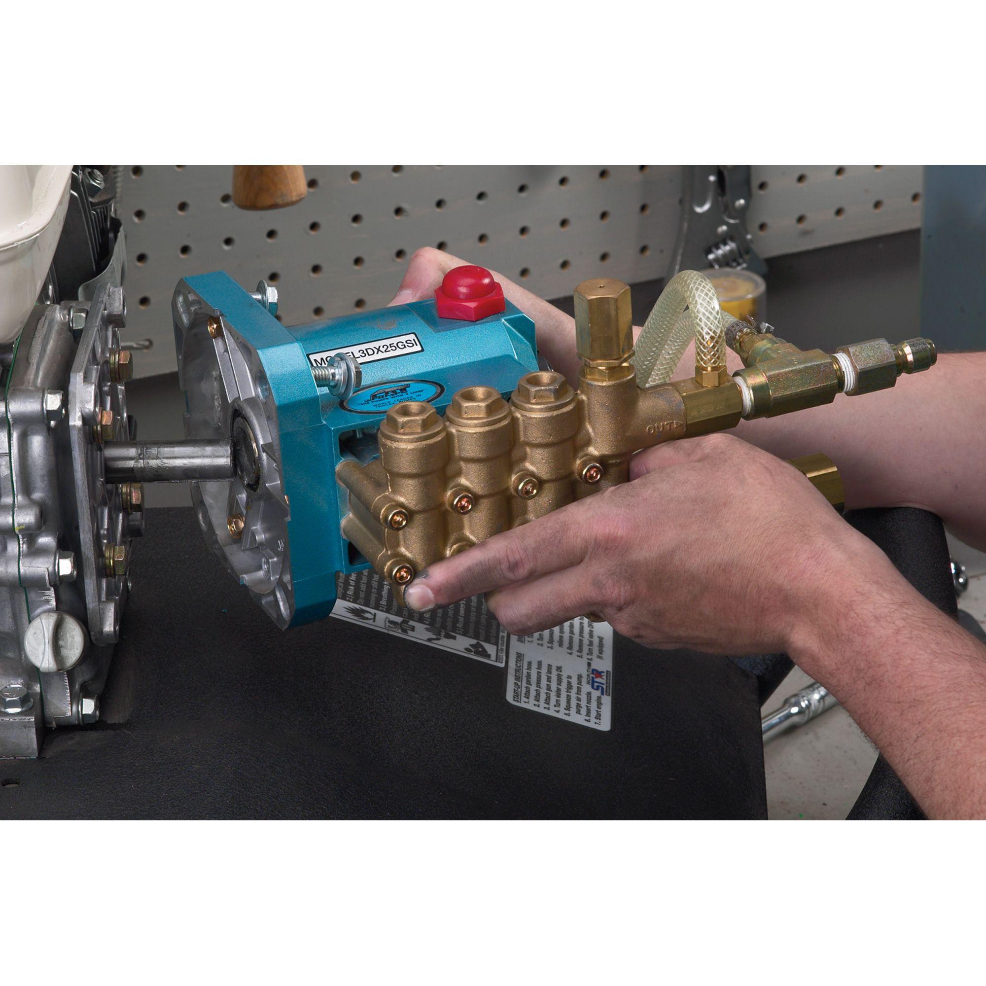 CAT Pumps Pressure Washer Pump — 2750 PSI, 2 5 GPM, Direct