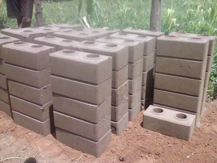 Type of soil brick, earth brick,solid brick price | Block