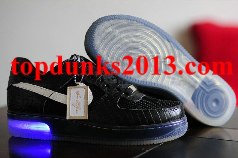 nike air force 1 light up