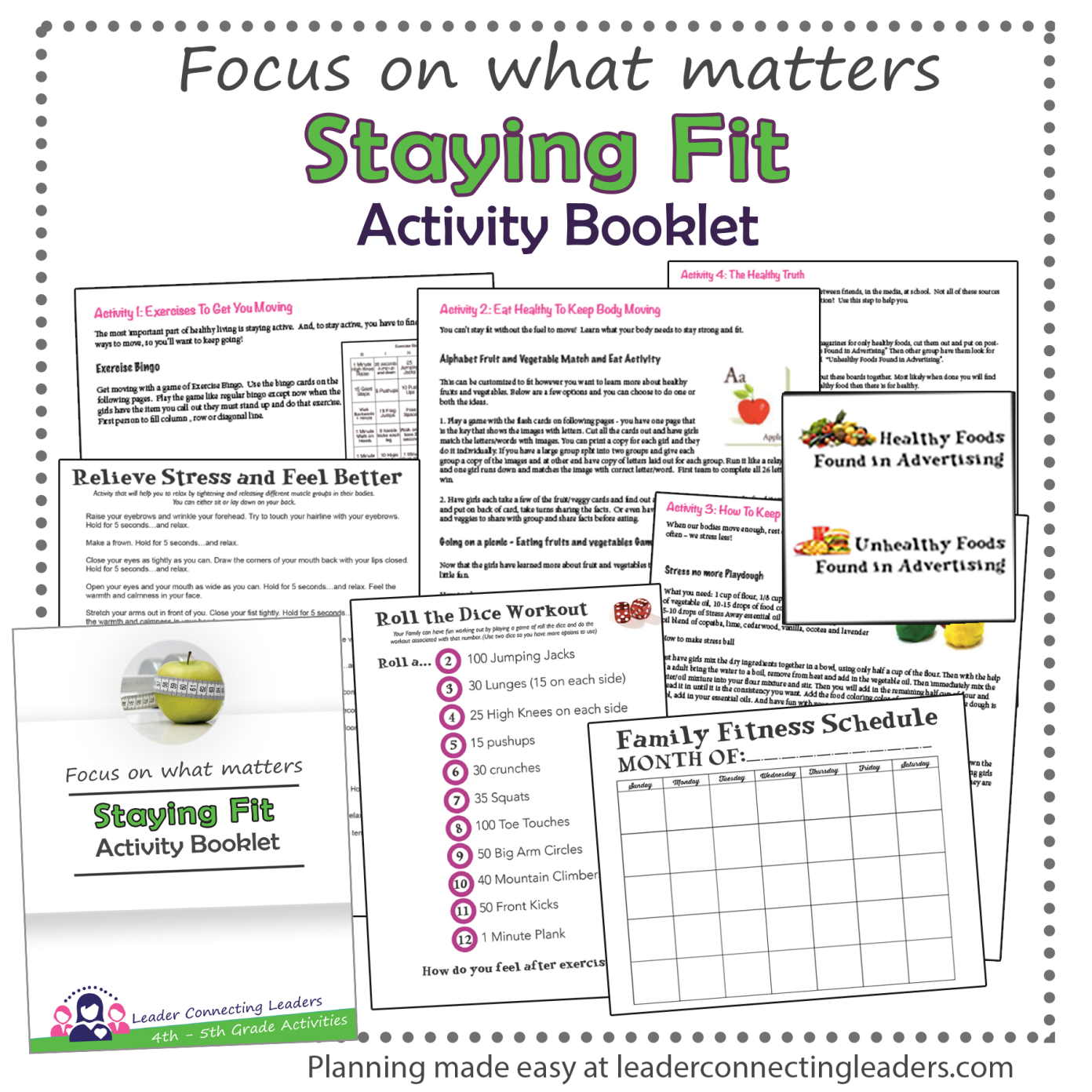 Product Designer Activity Booklet