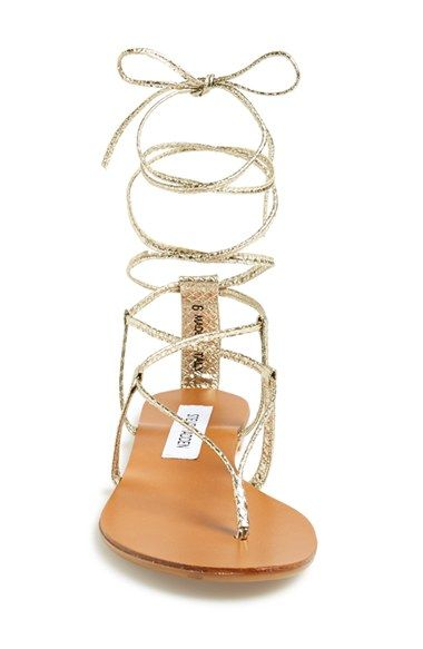 231b7843b4da Steve Madden  Werkit  Gladiator Sandal (Women) available at  Nordstrom