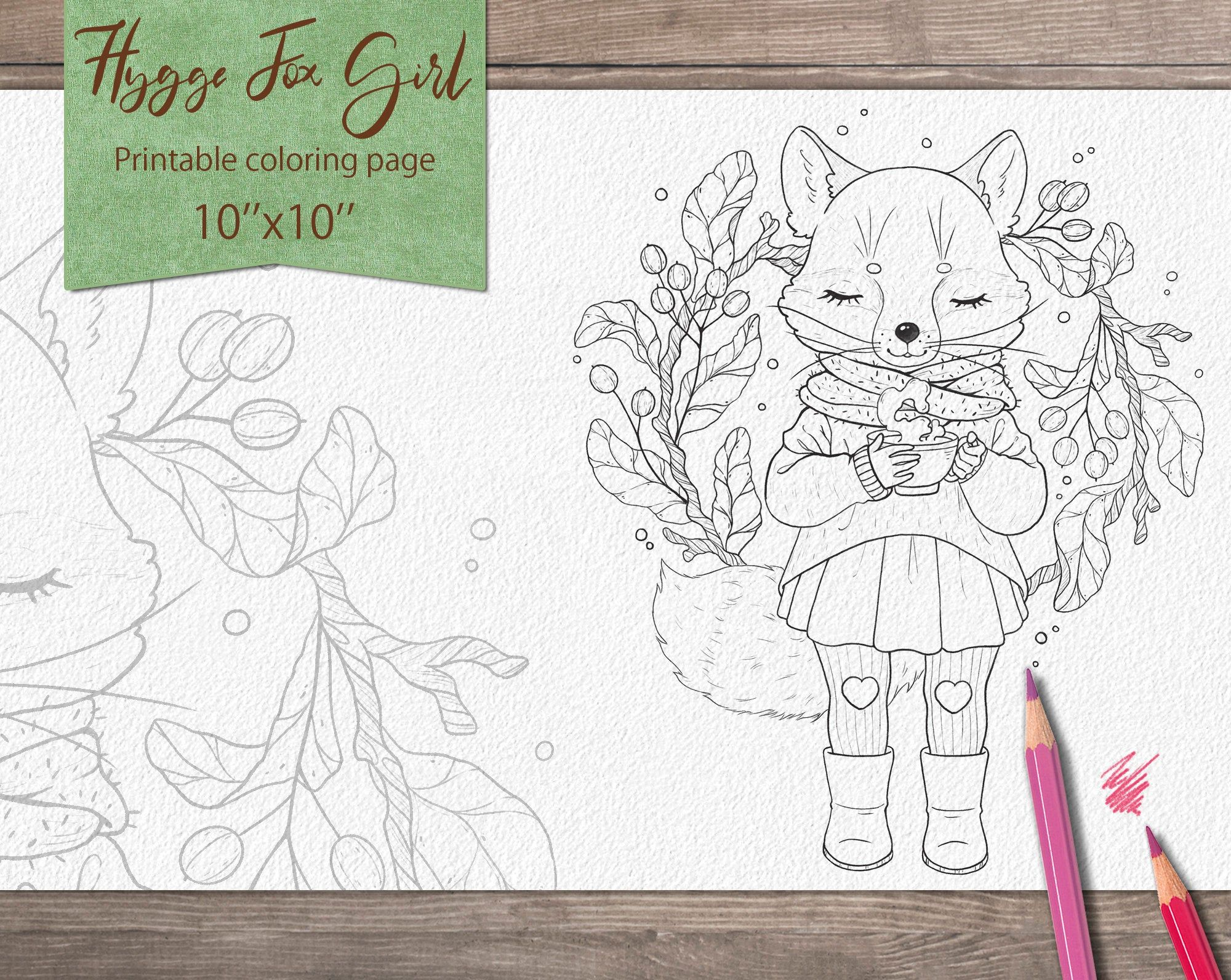Aesthetic Coloring Pages Pdf